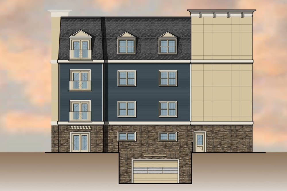 Design of Ellison Heights Apartments in Rochester, NY
