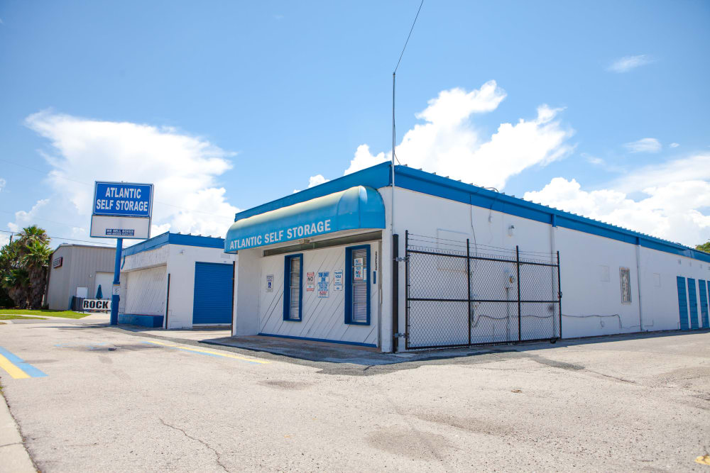 Atlantic Self Storage exterior