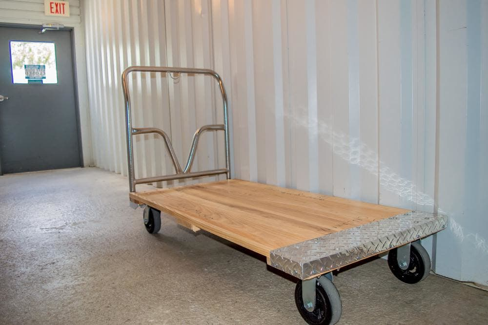 We offer moving facilities at Atlantic Self Storage, in Callahan