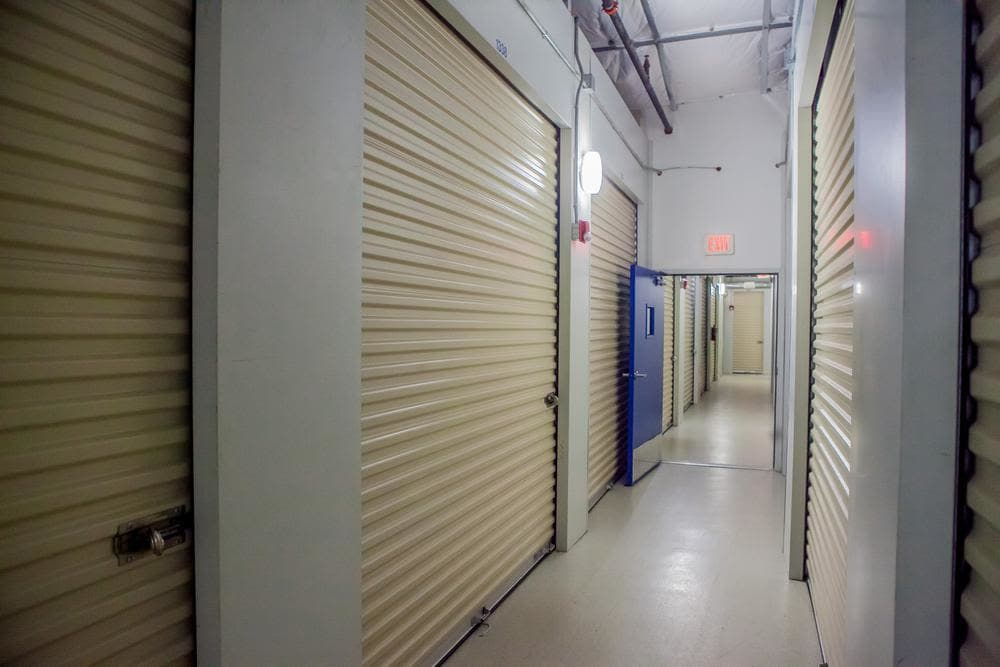We offer amplious interior units at Atlantic Self Storage
