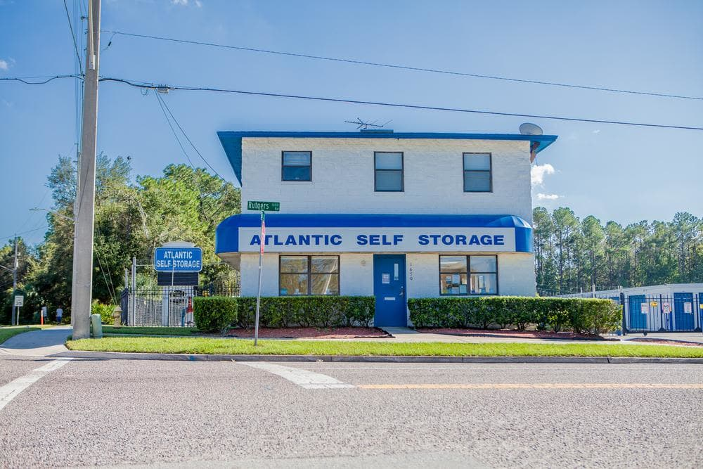 Self Storage Highlands Jacksonville Fl Atlantic Self Storage
