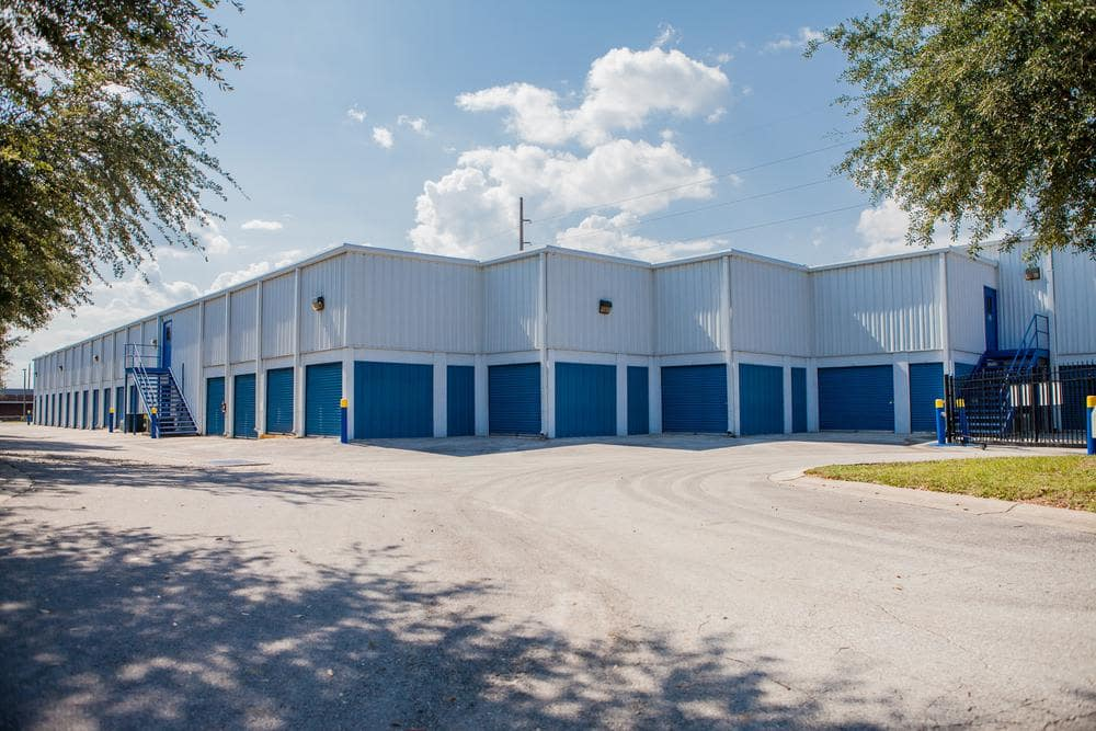 We offer amplious exterior units at Atlantic Self Storage