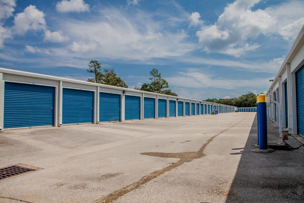 We offer amplious storage units at Atlantic Self Storage