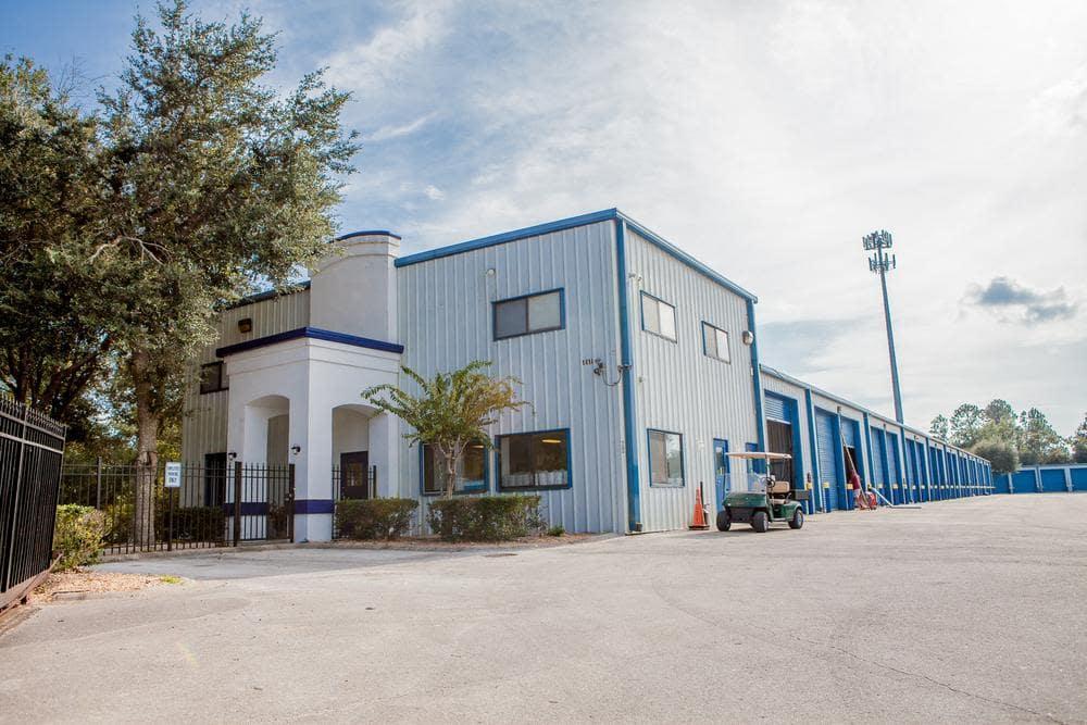 Front building at Atlantic Self Storage