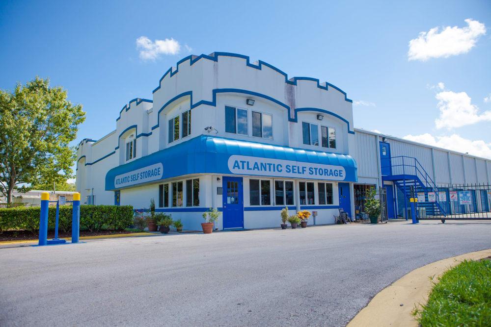 Self Storage Philips Hwy Jacksonville, FL: Atlantic Self ...