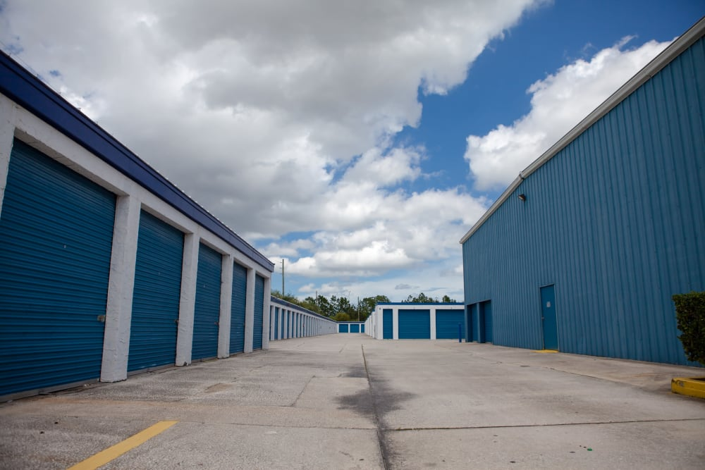 Atlantic Self Storage offers easy access to your storage unit