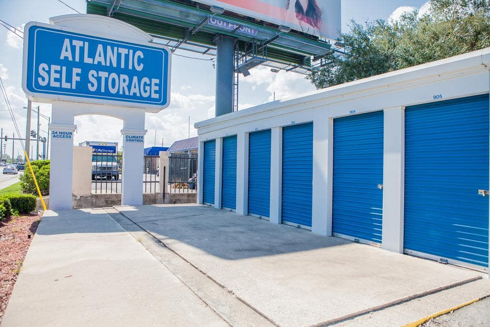 Learn more about our Atlantic Self Storage location at 912 Blanding Blvd in Jacksonville, Florida