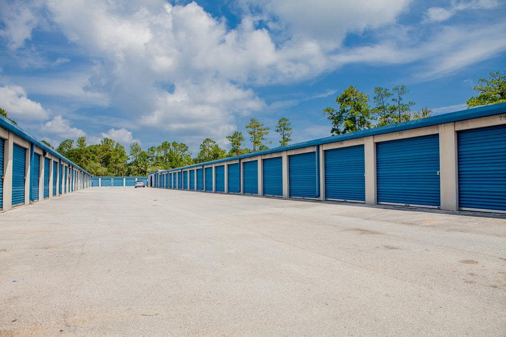 We offer amplious units at Atlantic Self Storage