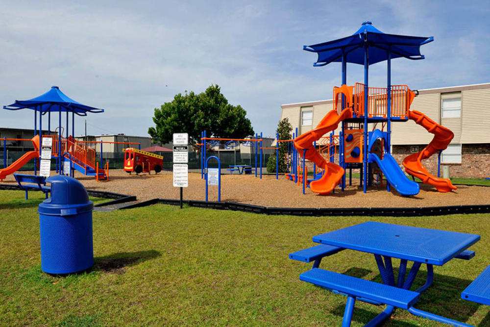 Emerald Pointe Apartment Homes Playground