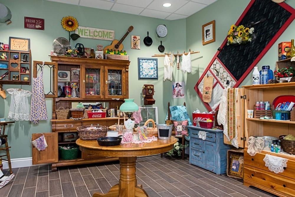 Fun room at Grand Villa of DeLand in Florida