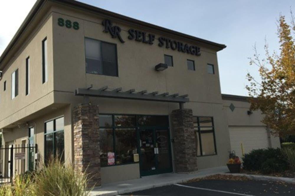 Reno self storage facility