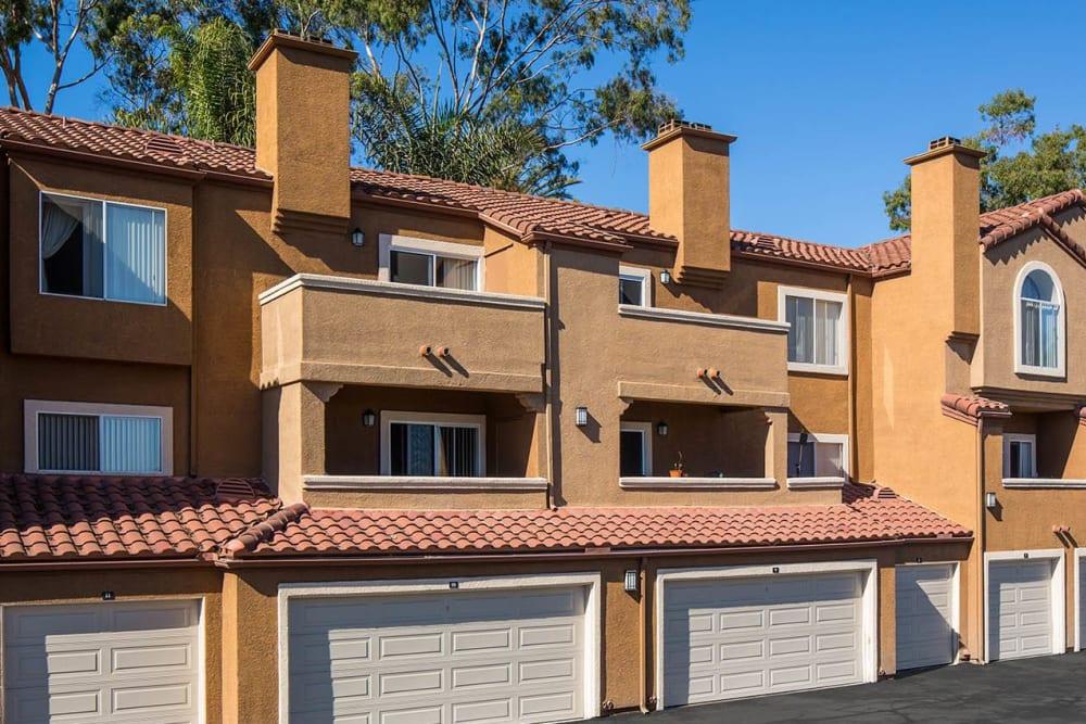 Modern exterior of Niguel Summit Condominium Rentals in Laguna Niguel, California