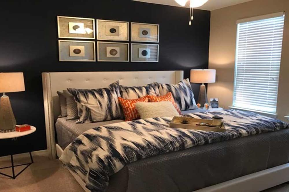 Large bedrooms at Integra Junction