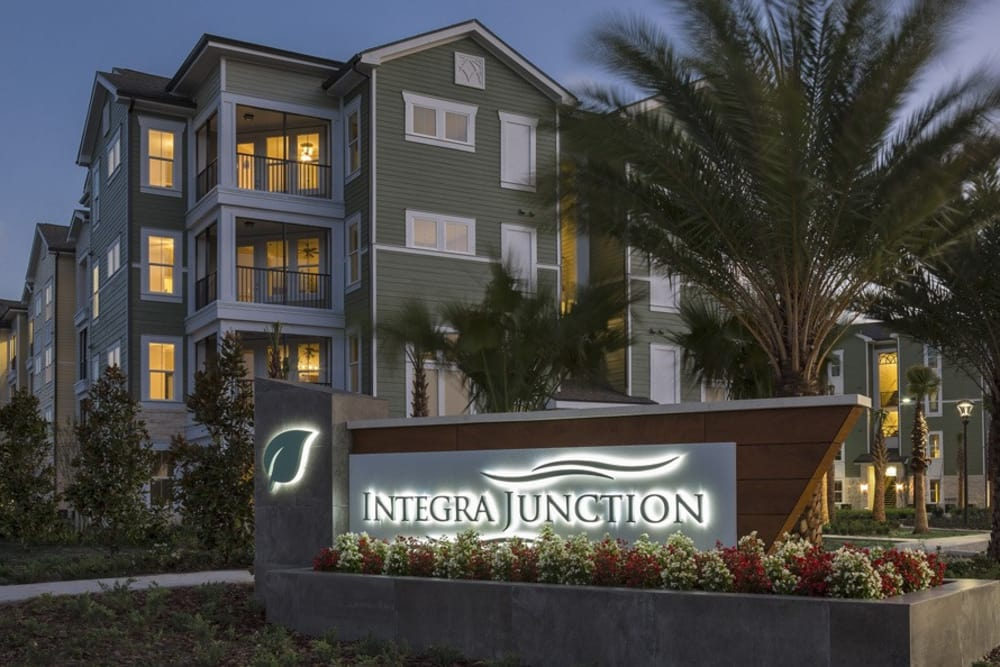 View our apartments at Integra Junction