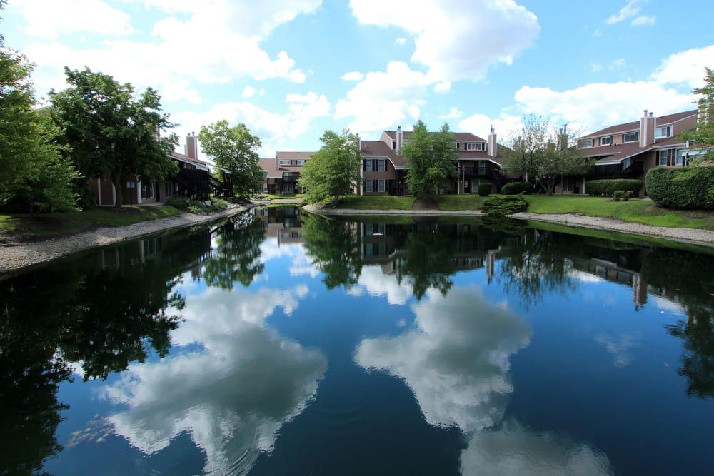 Pond at Aspen Place