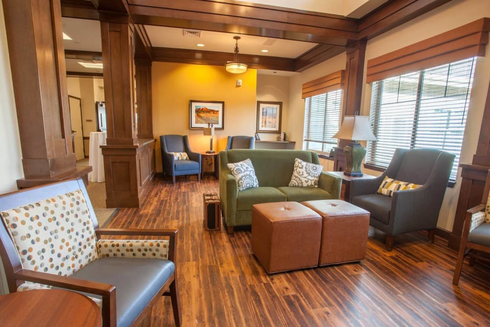 Clubhouse at Lakewood Memory Care in Lakewood, Colorado