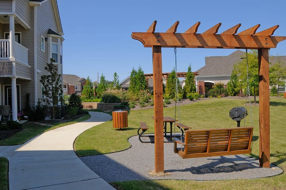 Swing at Villas at Houston Levee East Apartments in Cordova, TN