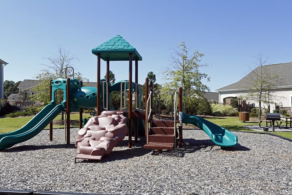 Playground at Villas at Houston Levee West Apartments in Cordova, TN