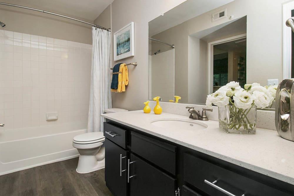 Bathroom at Ascent at Silverado in Las Vegas, Nevada