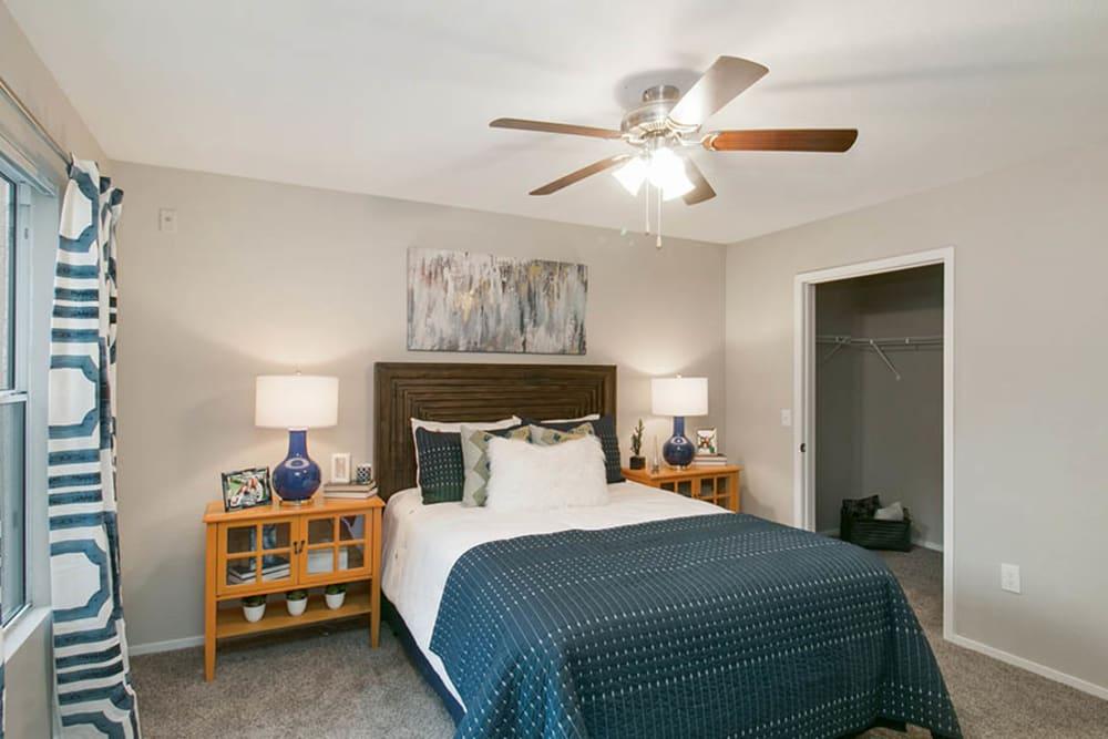 Bedroom at Apartments in Las Vegas, Nevada
