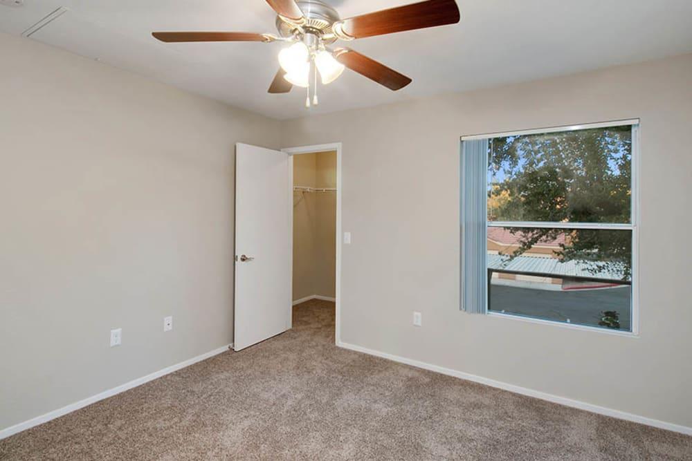 Bedroom at Ascent at Silverado in Las Vegas, Nevada