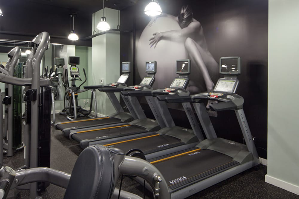 55 West Workout Fitness Center