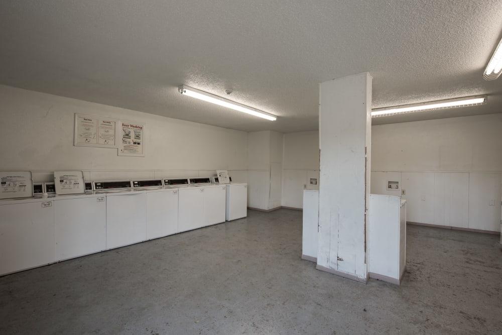 Laundry room at Stone Ridge Apartments
