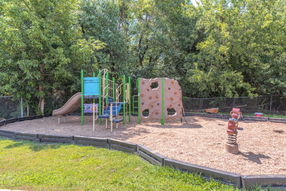 Stone Ridge Apartments playground