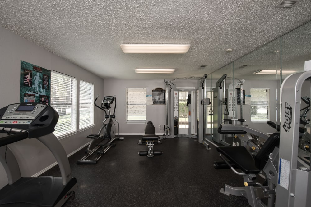 Community Fitness Center at Wooded Creek
