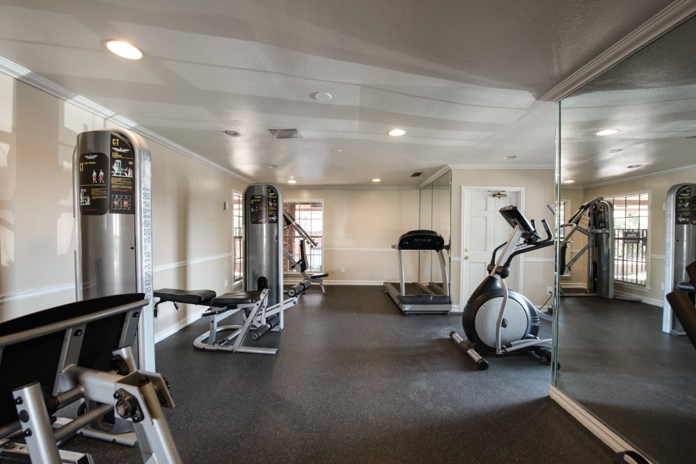 Churchill Crossing Apartments Gym