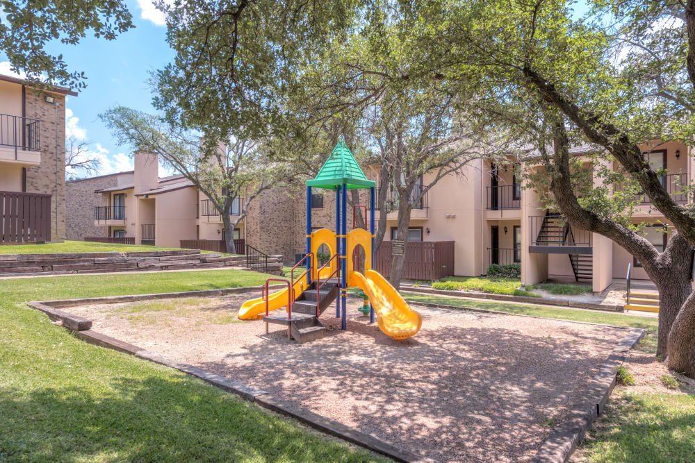 Playground at The Corners Apartments