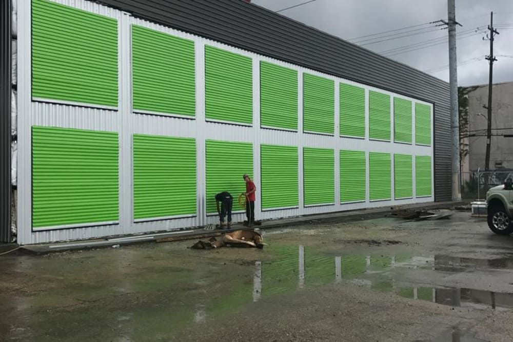 Building Green Front