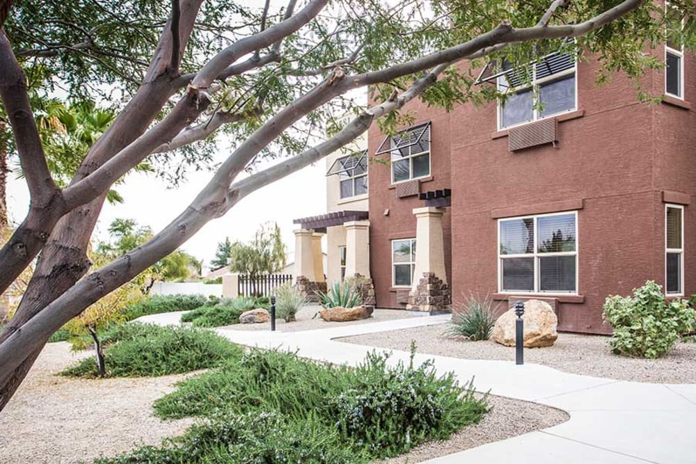Solana at The Park offers residents a great quality of life.
