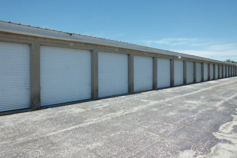 Drive-up units at A Storage Inn - Cave Springs in Saint Peters