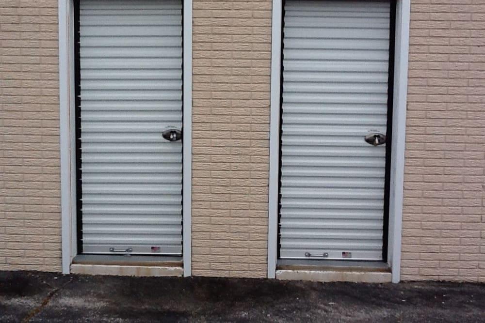 Storage units at A Storage Inn - Ballwin