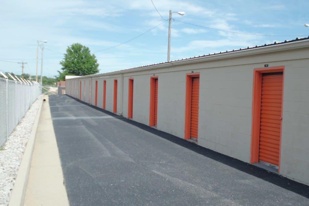 A Storage Inn - Swansea units in Swansea