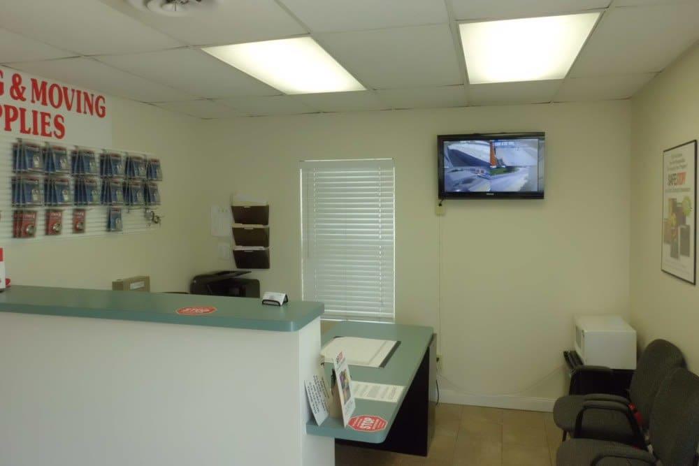 Office At A Storage Inn O Fallon