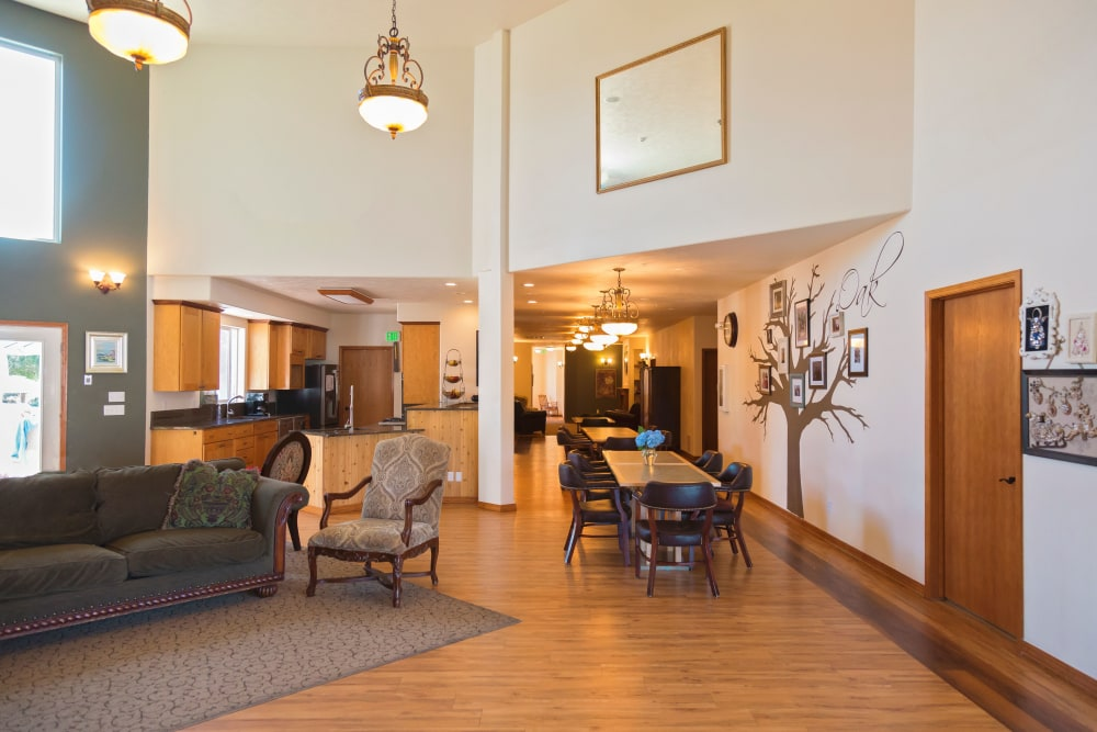 Generations Assisted Living interior
