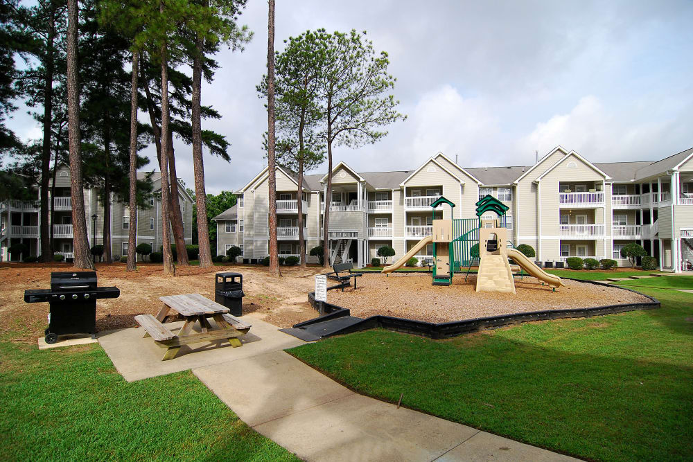 Our apartments in Columbia, South Carolina showcase a beautiful playground