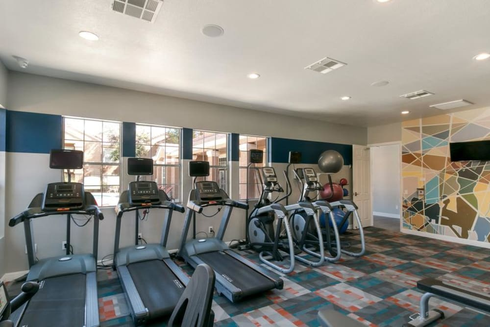 Our Apartments in Las Vegas, Nevada offer a Fitness Center