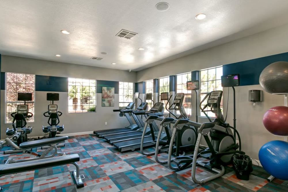Our Apartments in Las Vegas, Nevada offer a Gym