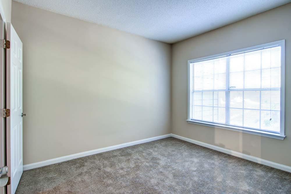 Bedroom at Jefferson at Perimeter Apartments