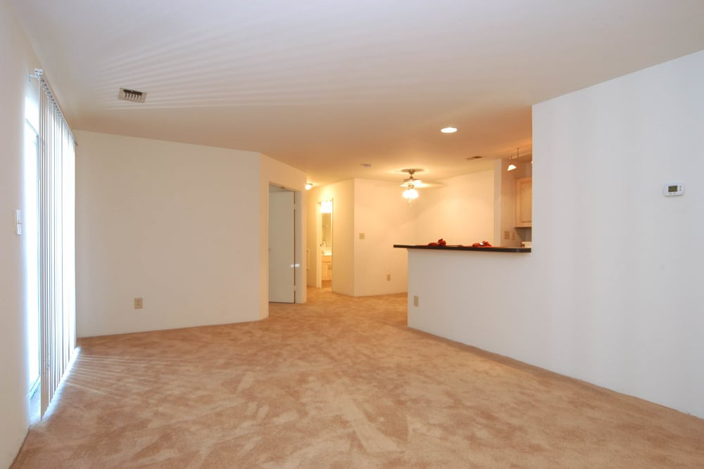 Spacious floor plans at Greens at Schumaker Pond in Salisbury, MD