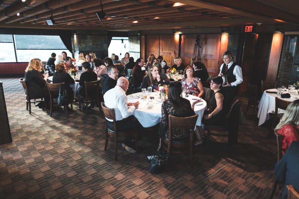 Ridgeline award dinner