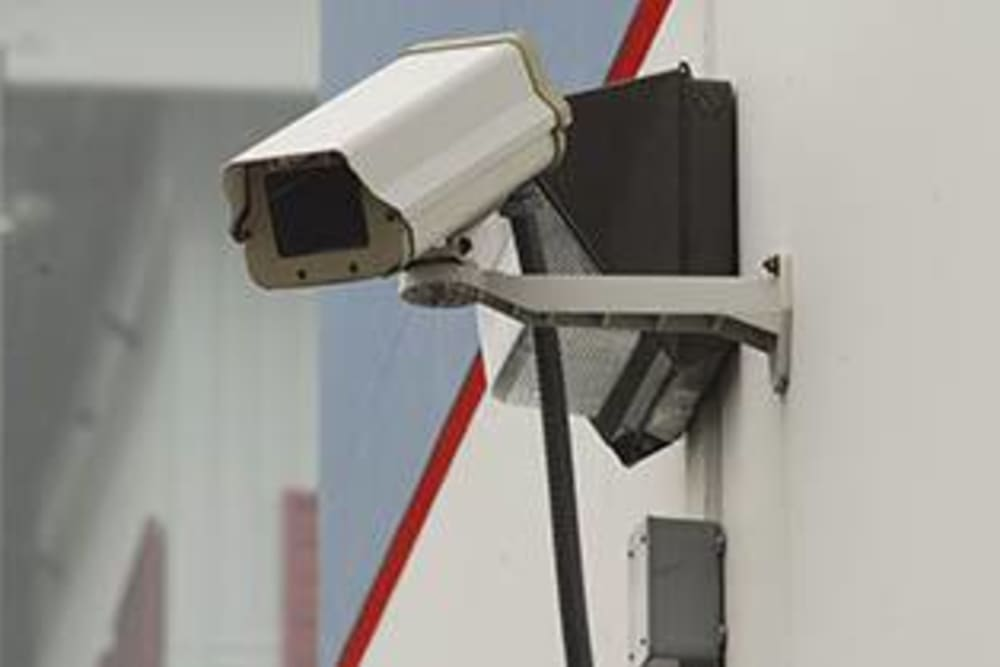 We feature security cameras at U-Lock Mini Storage in Burnaby, British Columbia