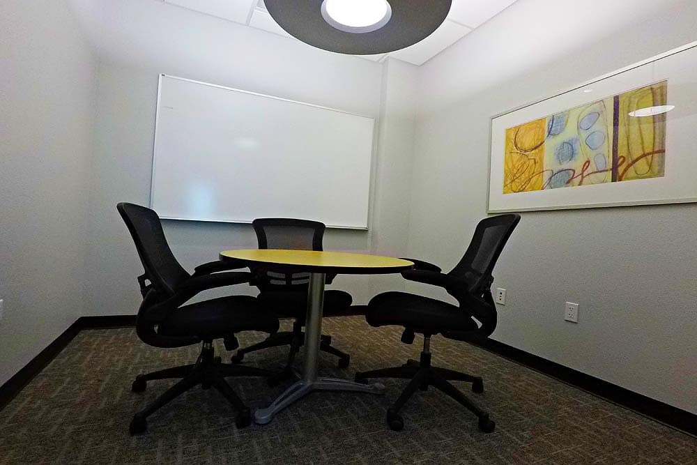 Clovis Storage & Executive Office Suites meeting room
