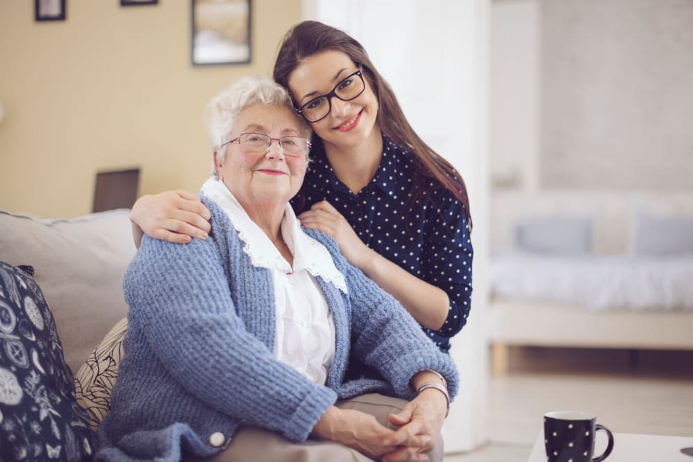 Oakleaf Senior Living residents are well-taken care of.