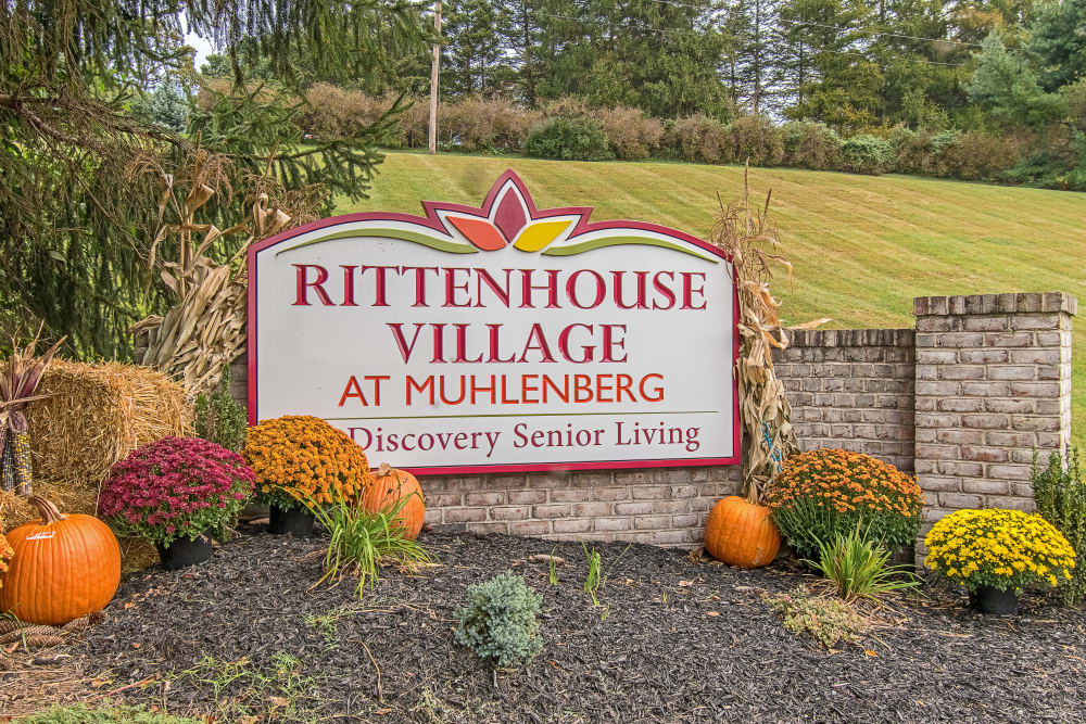 Welcome to our luxury senior living community in Reading!