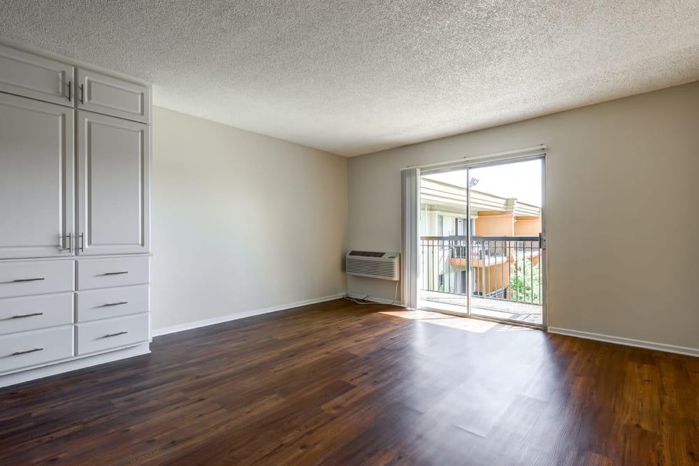 Bedroom At Apartments In Garden Grove California