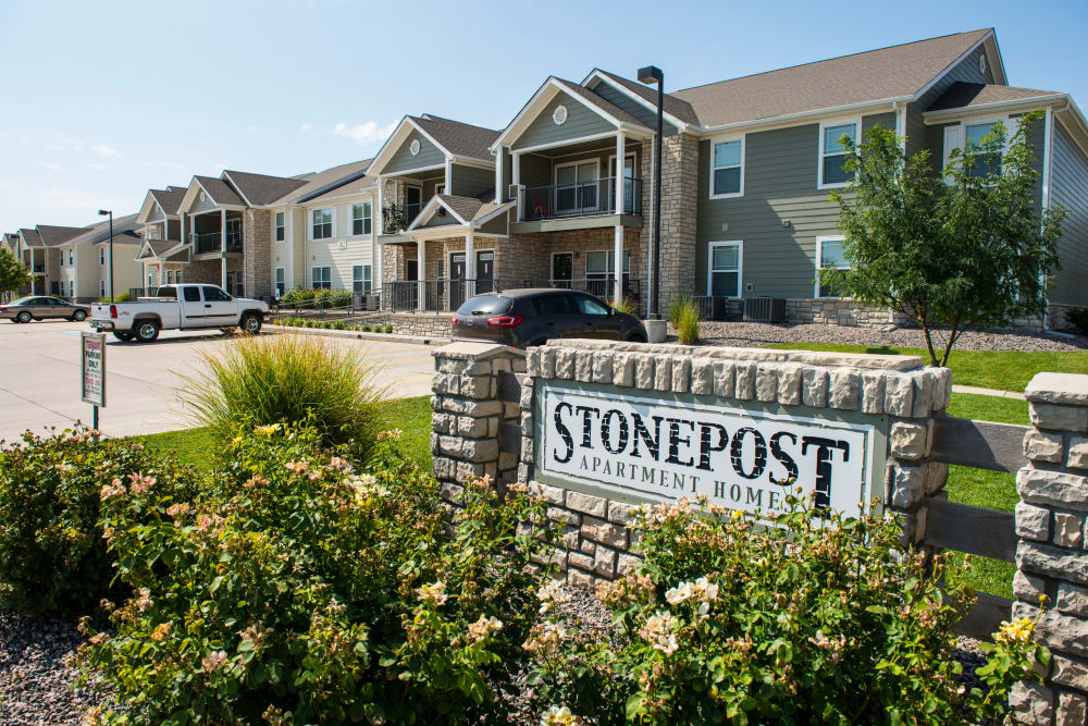 Stonepost Apartments in Hays, KS